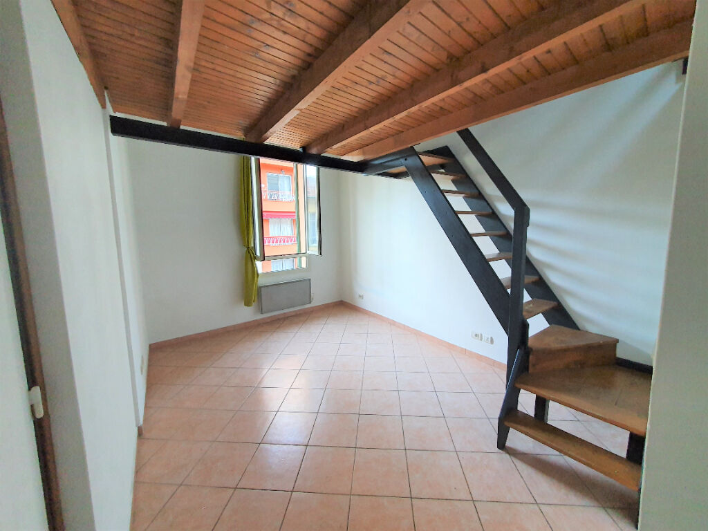 Nice Saint Roch Appartement  vide- 2 piece(s) - 36.72 m2