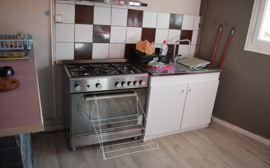 Montagnac-Montpezat, Appartement T2 de 38m² centre village